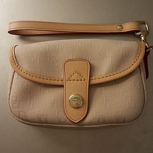 Dooney and Bourke small open style wallet.